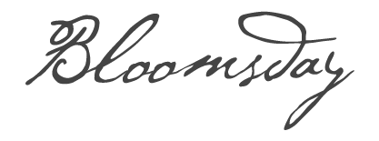 Bloomsday Logo-01