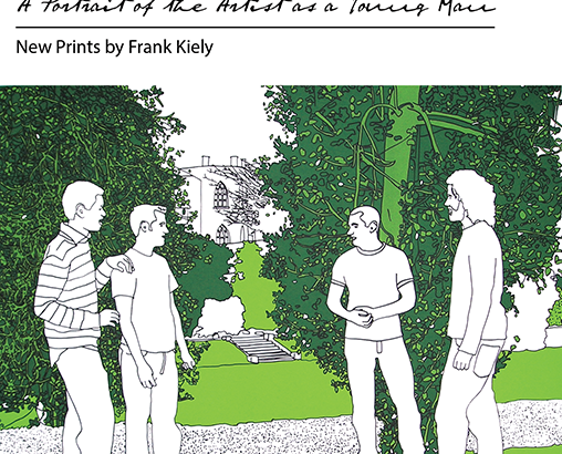 Frank Kiely Exhibition - A Portrait of the Artist as a Young Man
