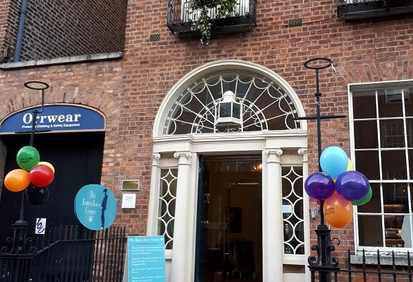 Culture Night 2018 at the James Joyce Centre