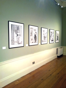 Robert Berry Exhibition - The Dead