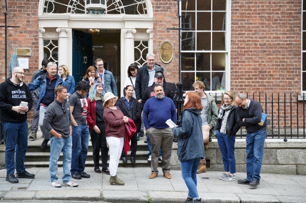 James Joyce Centre Walking Tours through Dublin